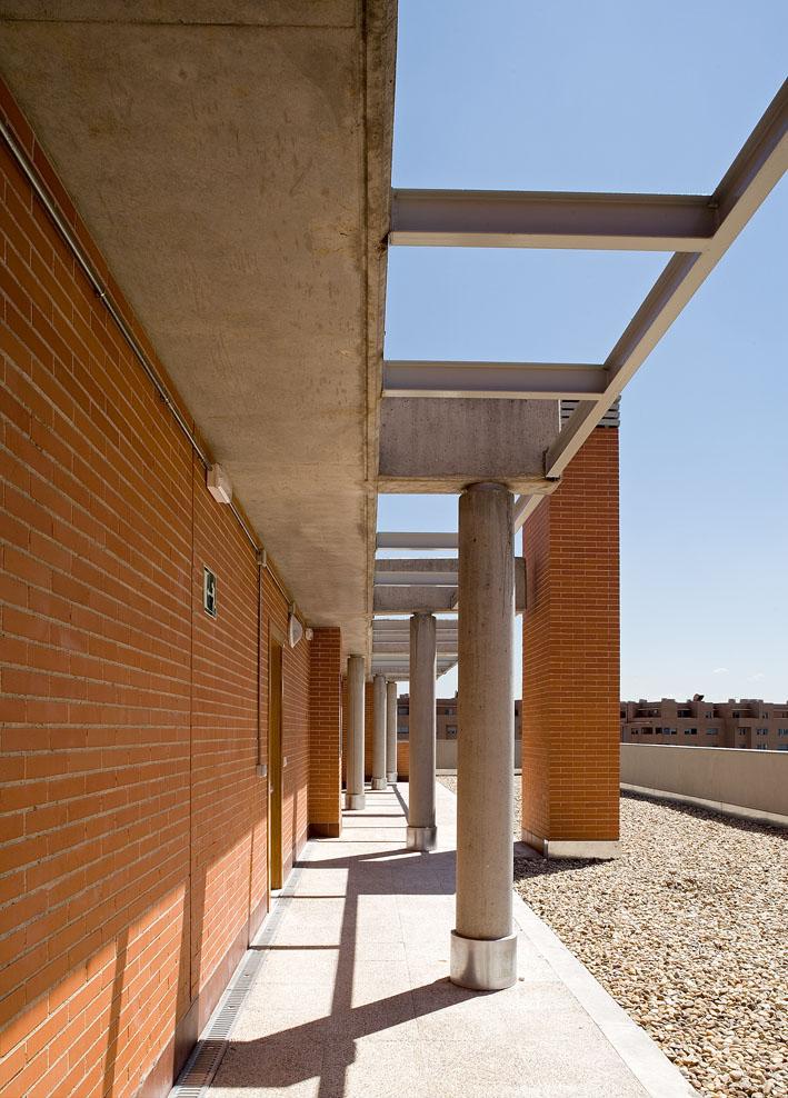 L m arquitectos ignacio lliso juli n manzano mon s - Atico las tablas ...